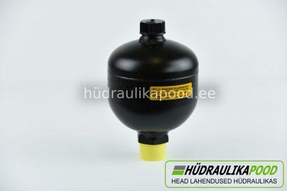 Hüdroakumulaator; hüdroaku